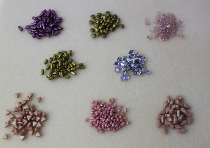 Adornable Elements Beads of the Month August 2018 review