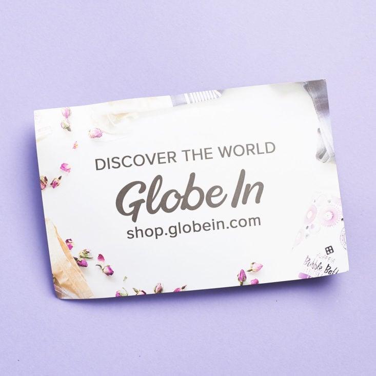 globein card