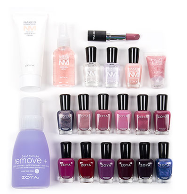 Zoya Back to School Limited Edition Box