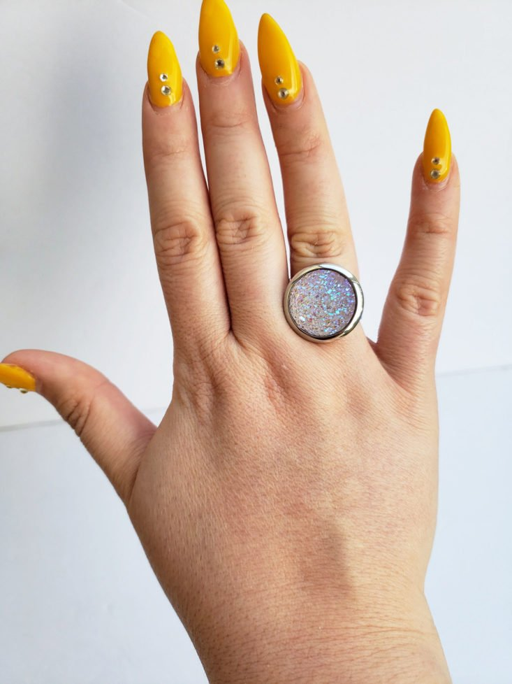 Jewelry Subscription Box September 2018 0013 ring