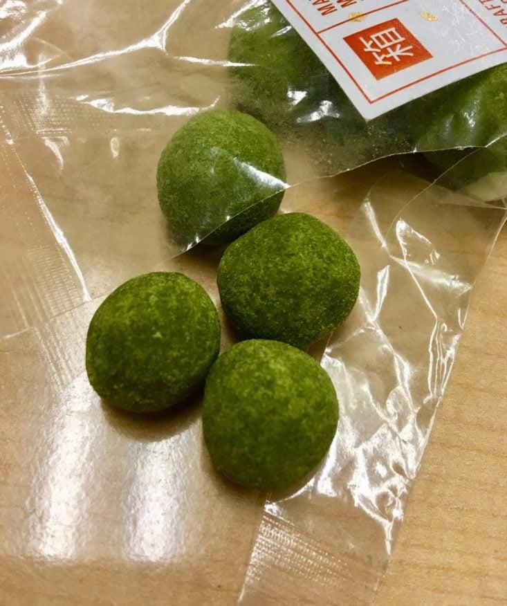 Bokksu November 2018 - Beans Pieces
