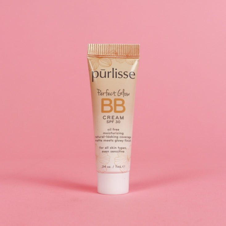 purlisse bb cream front