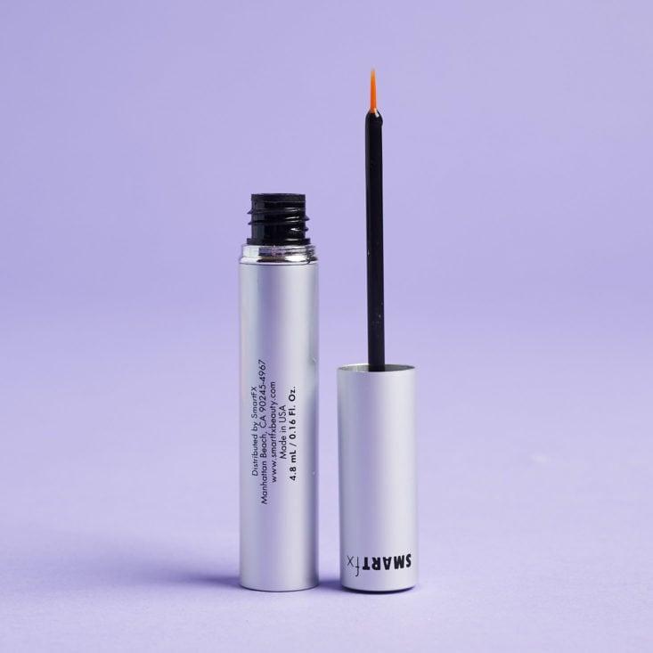 Beauty Fix January 2019 lash enhancer open