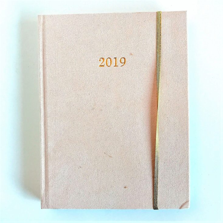 Trendy Memo January 2019 - 2019 Planner Top
