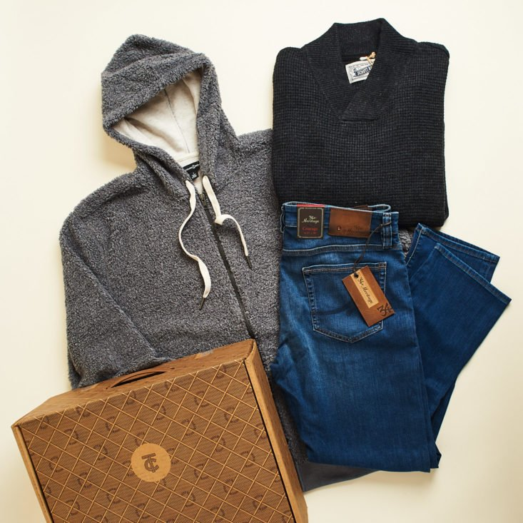Trunk Club January 2019 - All Products