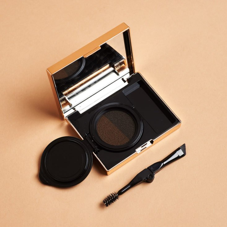 Boxy Luxe March 2019 iconic brow kit