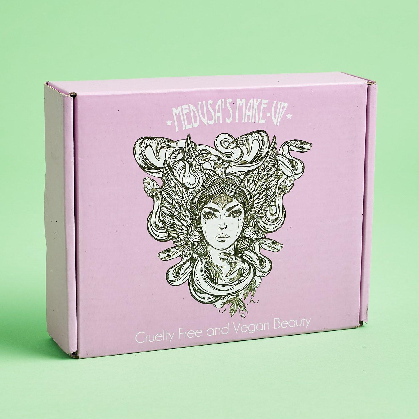 Medusa S Make Up Beauty Box Review March 2019 Msa