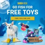 New BarkBox Coupon – Free Bonus Toy Every Month with 3-Month Subscription!