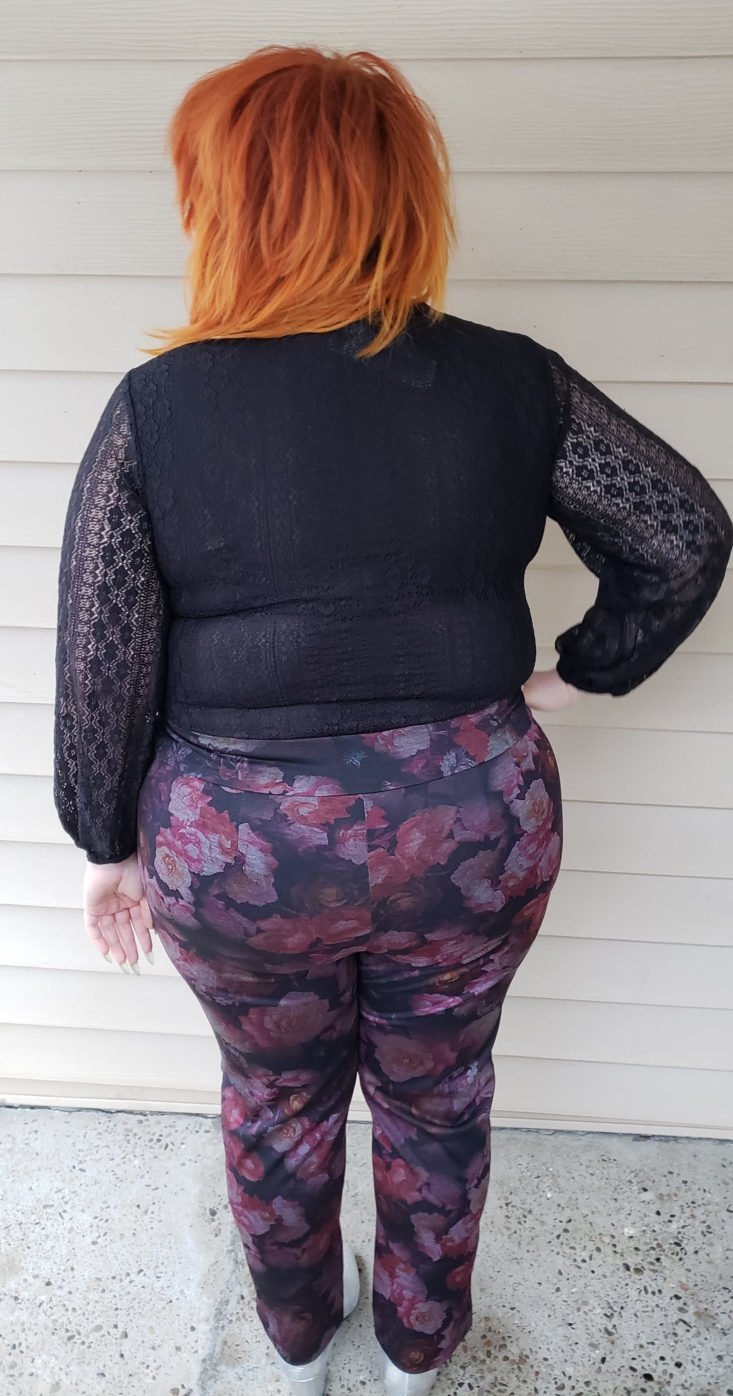 Stitch Fix Plus Size Clothing Box Review – February 2019 - Box 15
