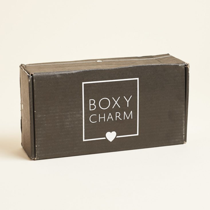 Boxy Charm May 2019 beauty subscription box review
