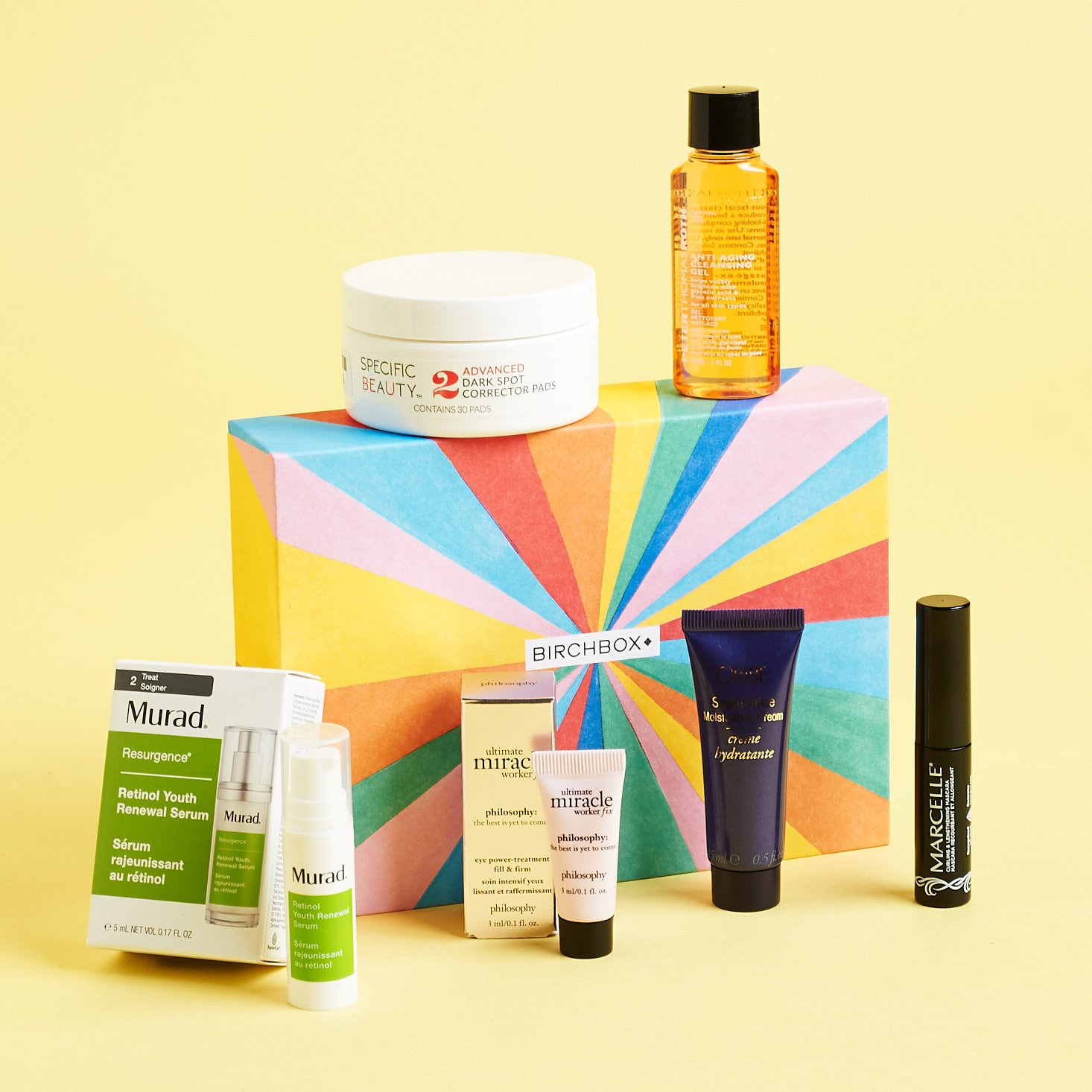 Birchbox Curated Box #1 Review + Coupon – June 2019