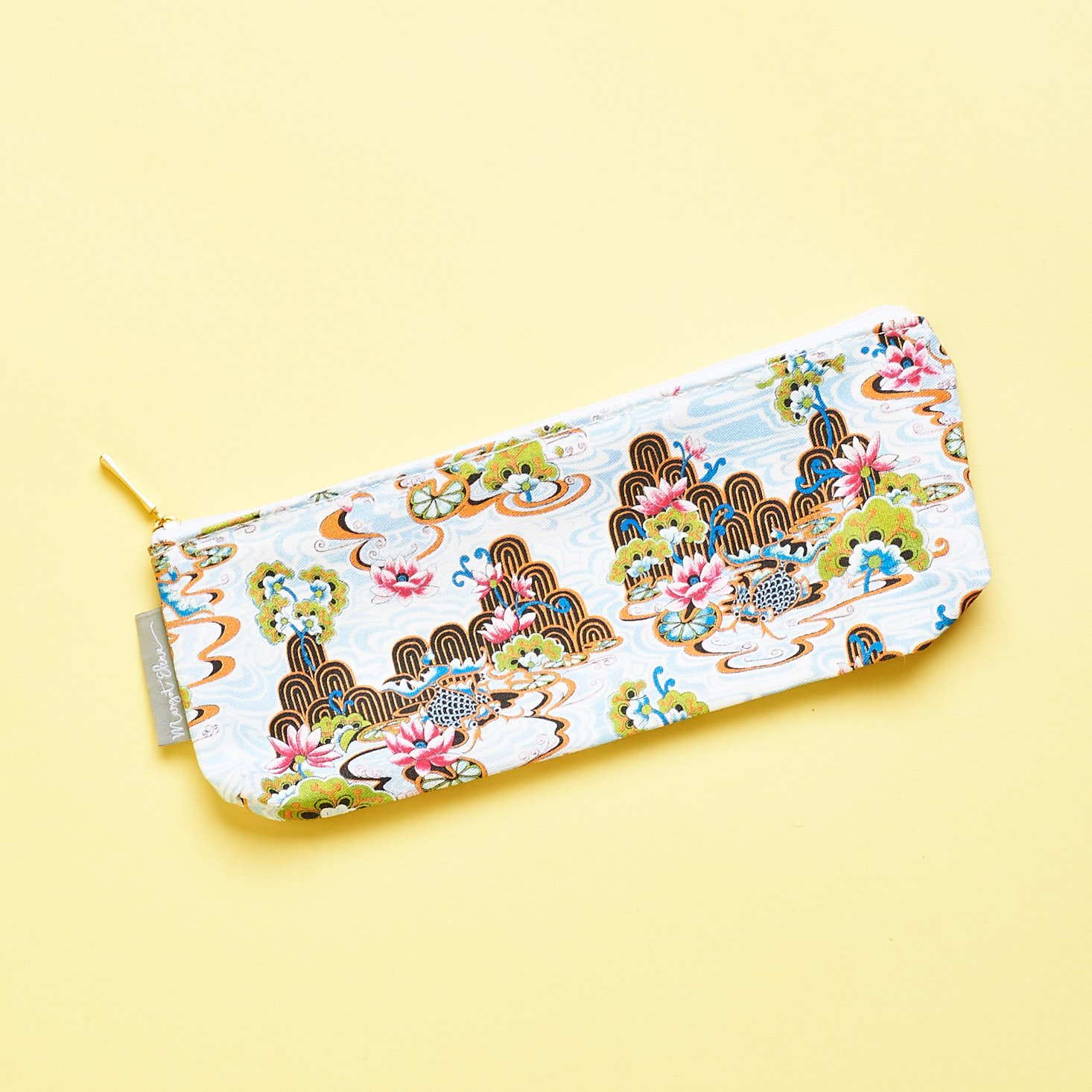 Margot Elena June 2019 review pencil pouch