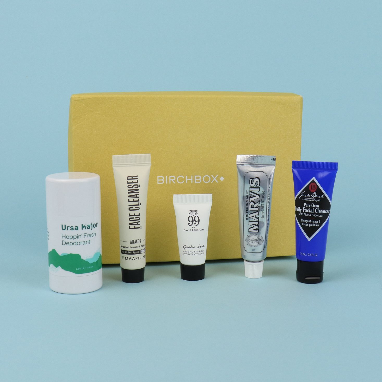 Birchbox Grooming Men's Sample Review + Coupon - June 2019