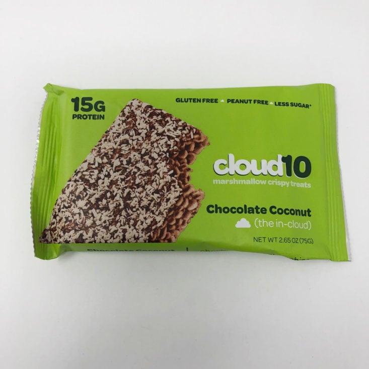 BuffBoxx June 2019 - Cloud10 Marshmallow Crispy Treats in Chocolate Coconut and Double Chocolate 2
