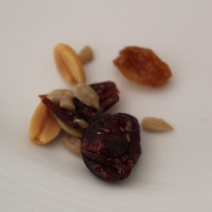 Love with Food September 2019 - Nature's Garden Cranberry Health Mix 2